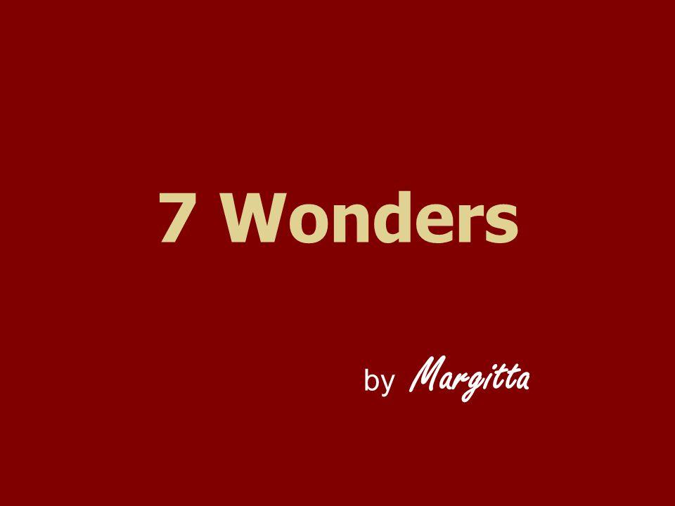 7 Wonders by Margitta