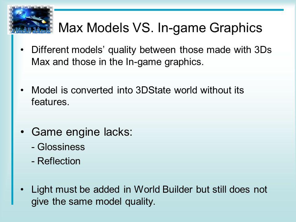 Max Models VS.
