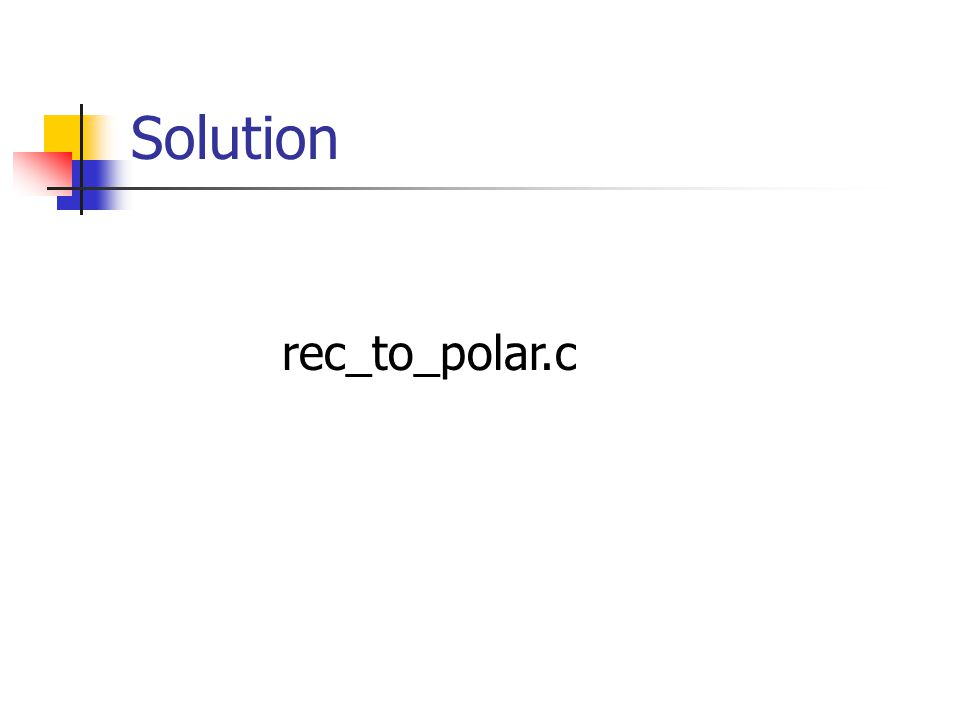 Solution rec_to_polar.c