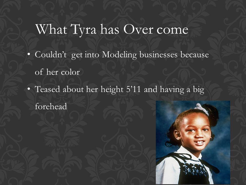 Tyra's Back Round Born in Los Angeles on December 4, 1973 Her parents were Carolyn London and Don Banks Grew up in Inglewood, California