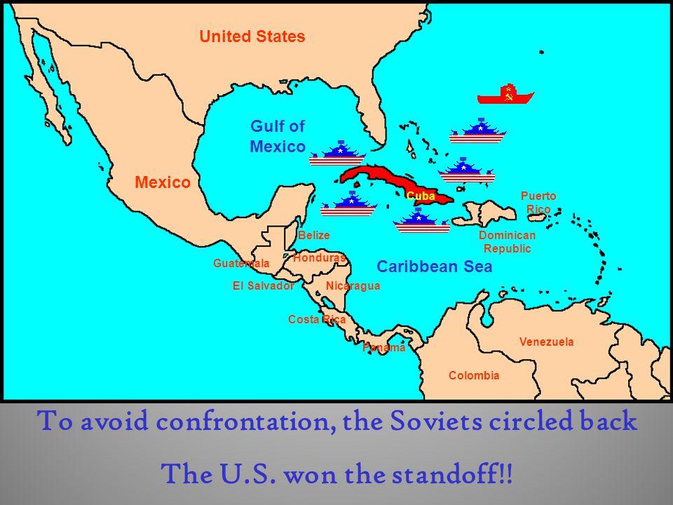 Cuba Dominican Republic Puerto Rico United States Mexico El Salvador Guatemala Belize Honduras Nicaragua Costa Rica Panama Colombia Venezuela Gulf of