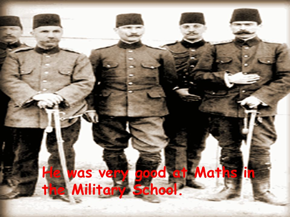 They stayed there with his uncle. He worked on his uncle's farm for some time. Then, he went back to Selanik, and started Şemsi Efendi School again. L