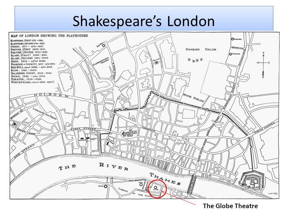 Shakespeare's London The Globe Theatre