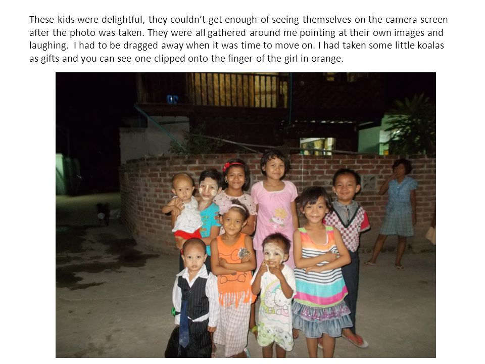 These kids were delightful, they couldn't get enough of seeing themselves on the camera screen after the photo was taken.