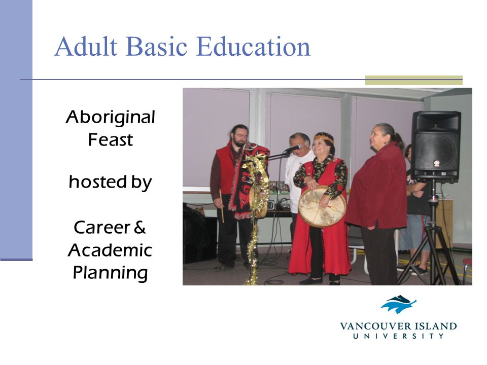 Aboriginal Feast hosted by Career & Academic Planning