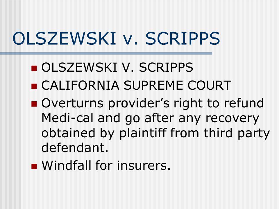 OLSZEWSKI v.SCRIPPS OLSZEWSKI V.