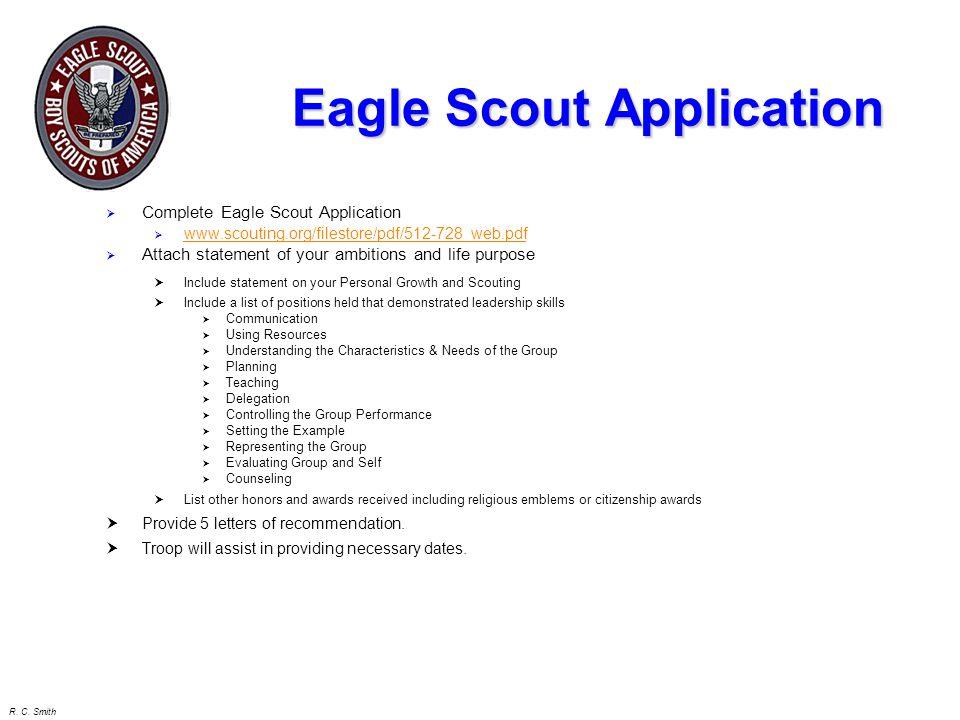 eagle life purpose essay