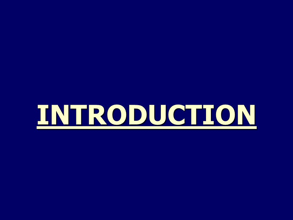 INTRODUCTION *As if you were on The Late Show promoting a movie:  quick set up ( Set this clip up for us. )  then roll tape  show a clip from the movie of your life