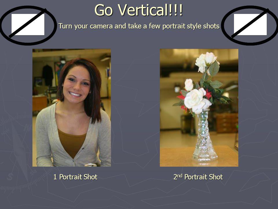 Go Vertical!!.