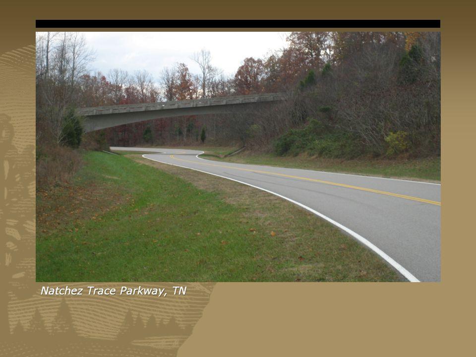 Natchez Trace Parkway, TN