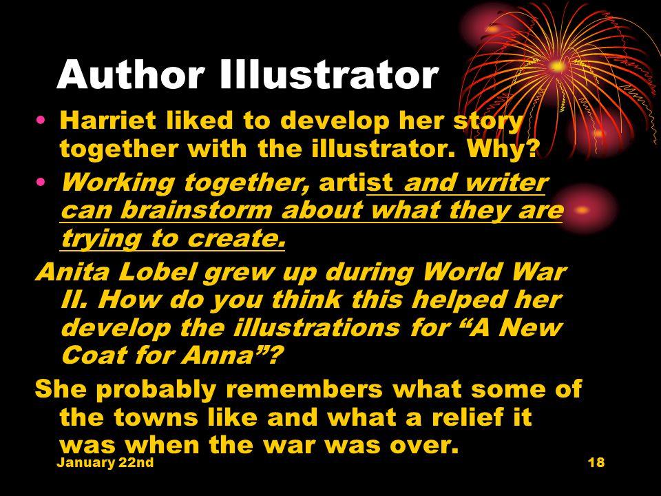 Meet Author/Illustrator Pg.