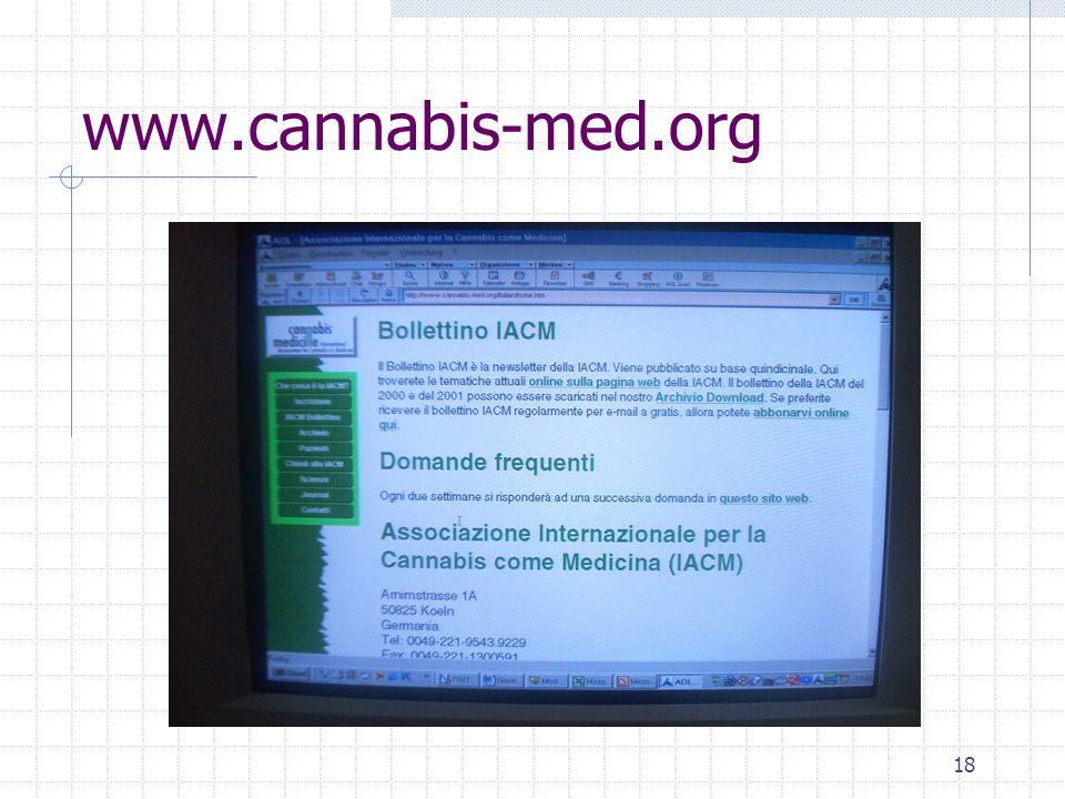 18 www.cannabis-med.org