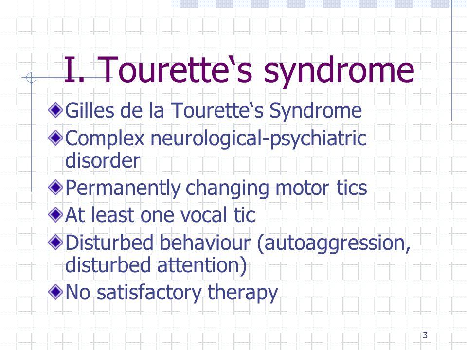 4 Photos taken from: Hartung S. ... sonst bin ich ganz normal - Leben mit dem Tourette-Syndrom.