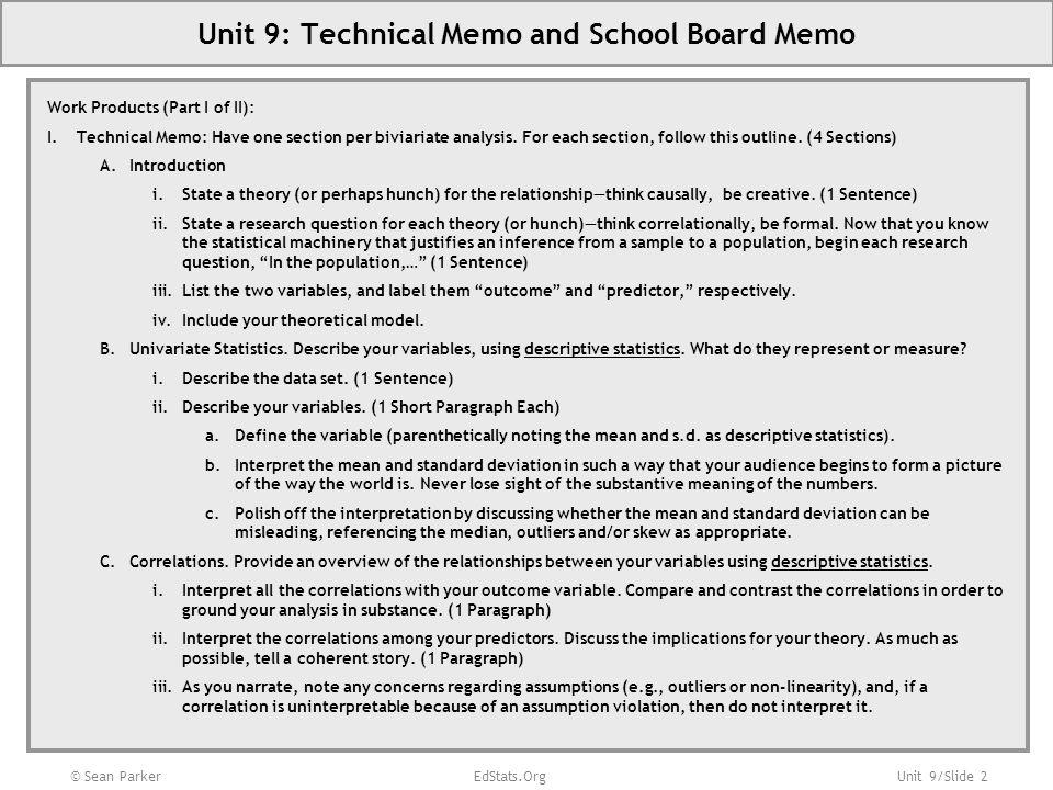 Unit 9/Slide 83 © Sean Parker EdStats.Org High School and Beyond (HSB.sav)