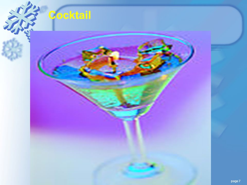 page 72015-4-7 Presentation Cocktail