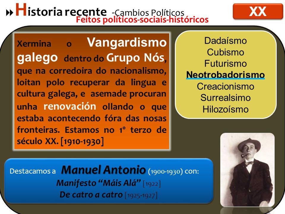 1923 >> Nace o Seminario de Estudos Galegos.