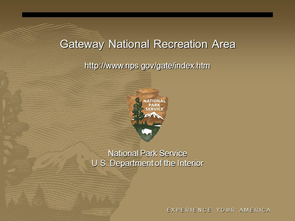 Gateway National Recreation Area http://www.nps.gov/gate/index.htm National Park Service U.S.