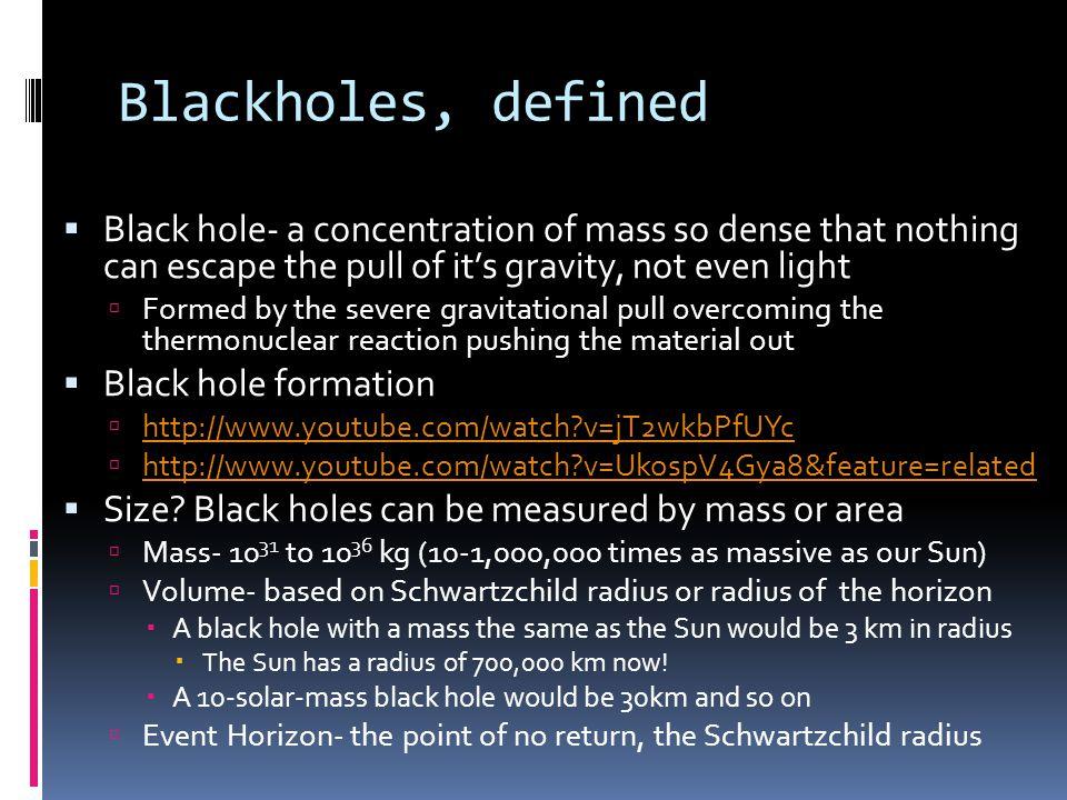 Black Holes evaporate.