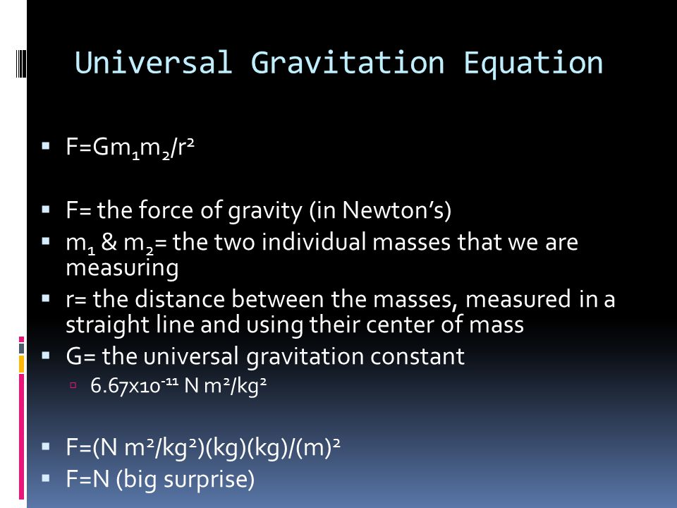 The Romance of Gravity  Find the force of attraction between two people.