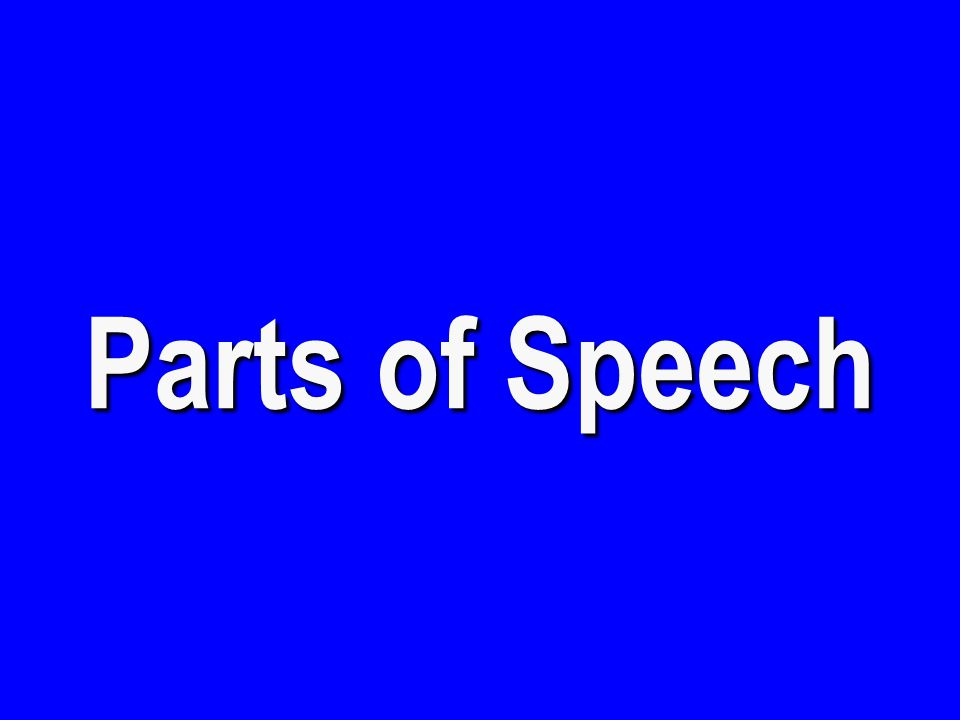 Topic 1 - $500 Which word should replace the underlined word to make the sentence correct.