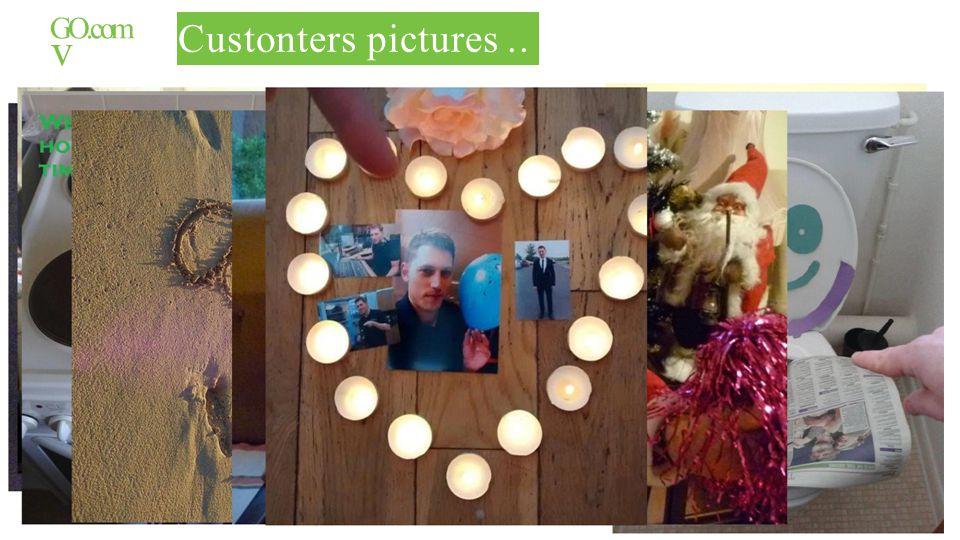 GO.com v Custonters pictures..