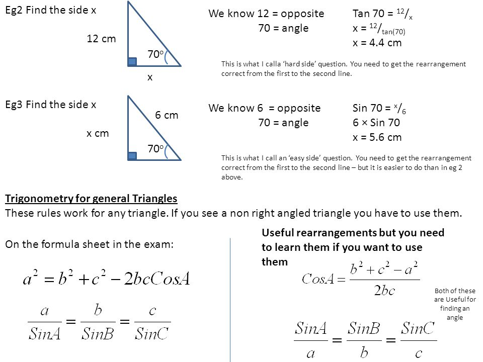 Solving quadratic equations You need to be able to solve quadratic equations by either factorising, using a graph or by using the quadratic formula.