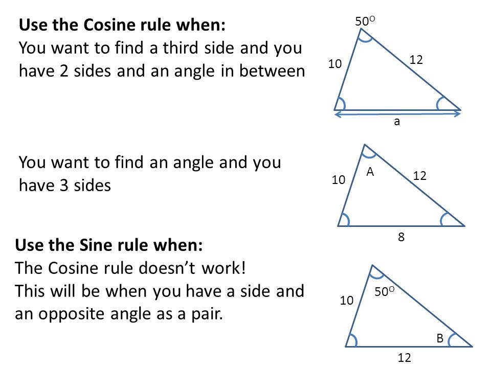 Note: You can also use pythagoras to prove that a triangle is right angled.