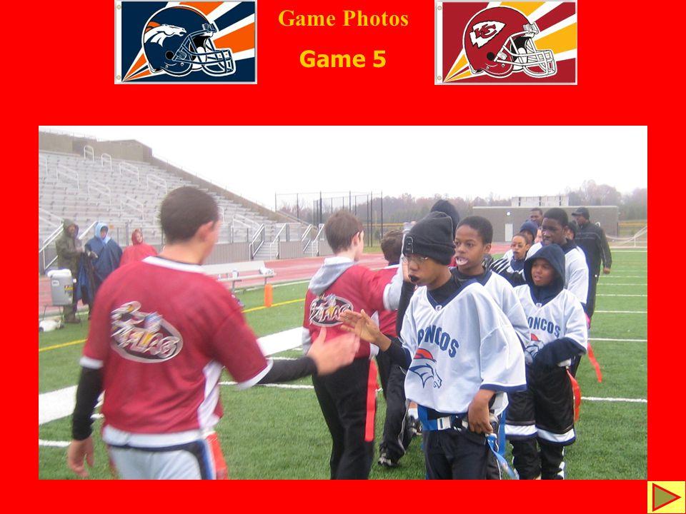 Game Photos Game 5