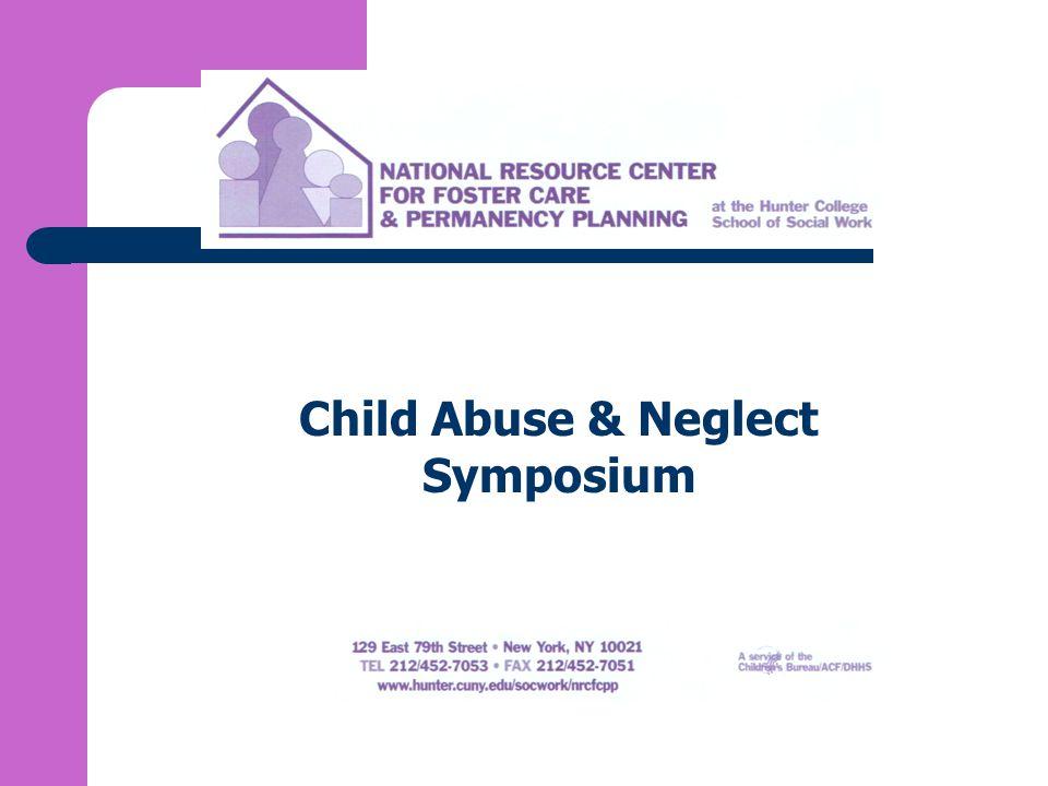 Child Abuse & Neglect Symposium