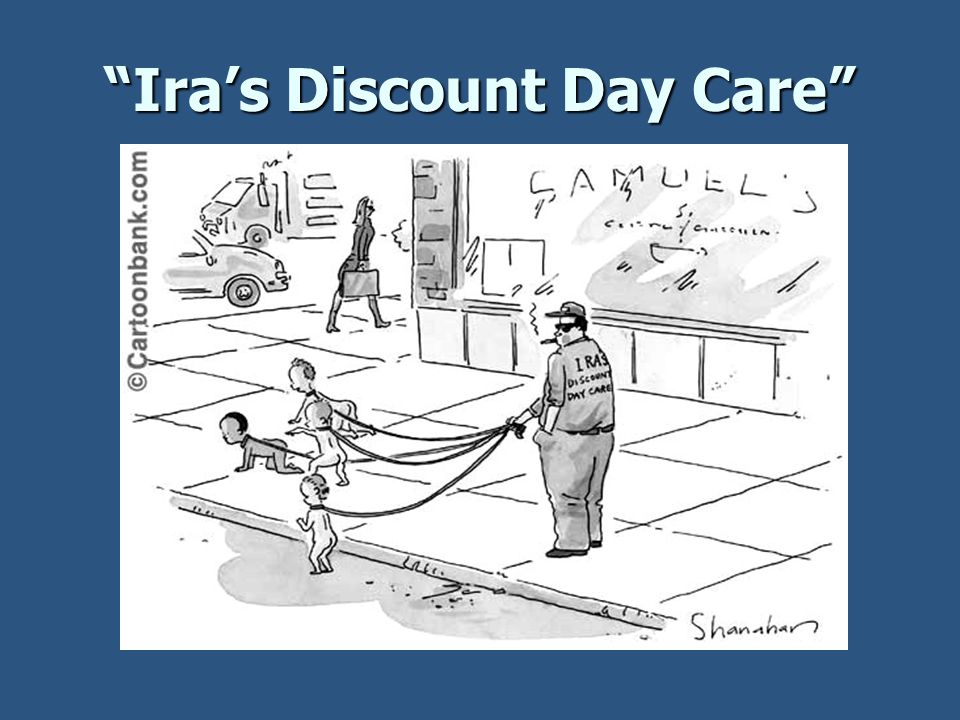 Ira's Discount Day Care