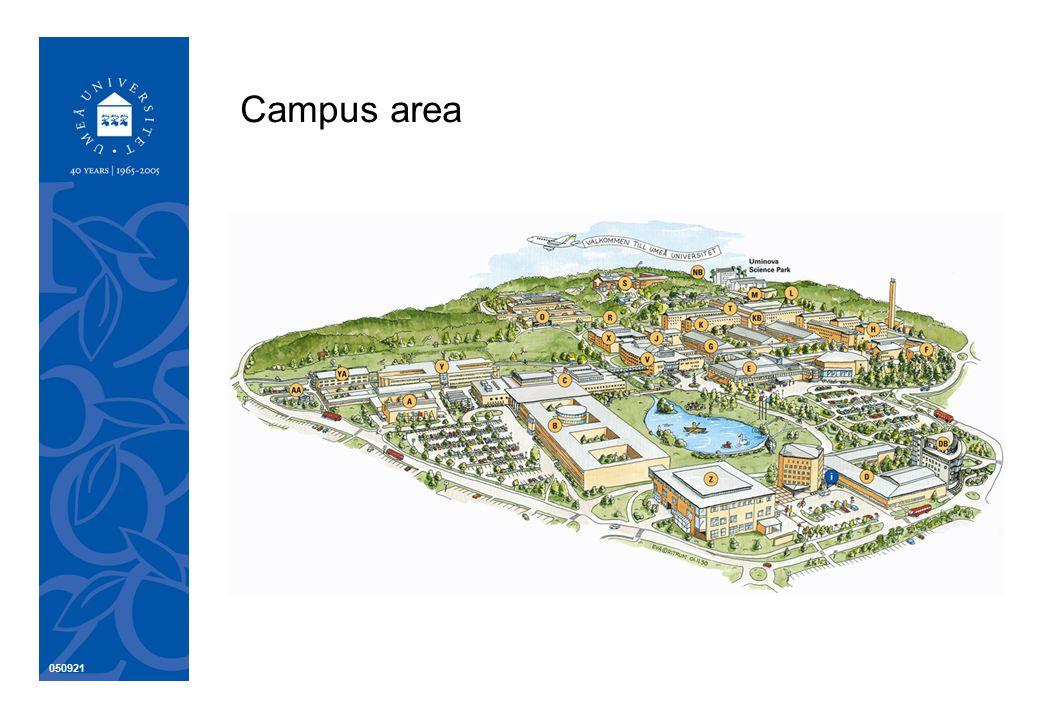050921 Campus area