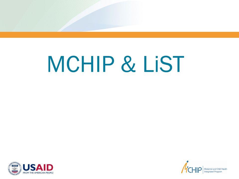 MCHIP & LiST