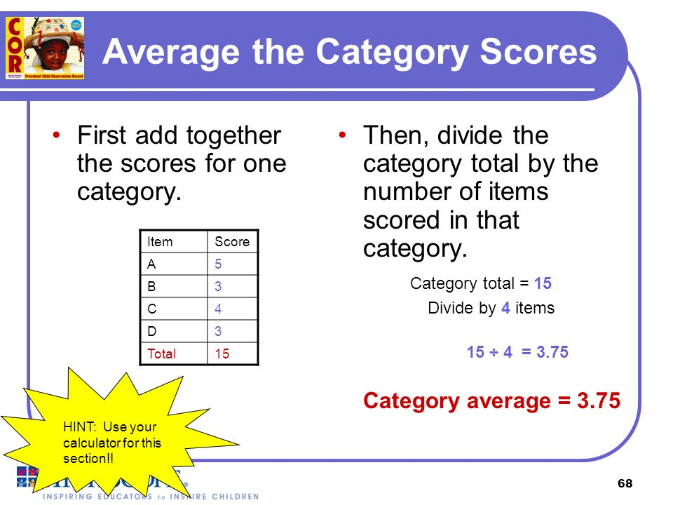 "67 Record Each Child's Scores Use the ""Child Information and Developmental Summary"" sheet to record the scores. If you are a Head Start teacher, there"
