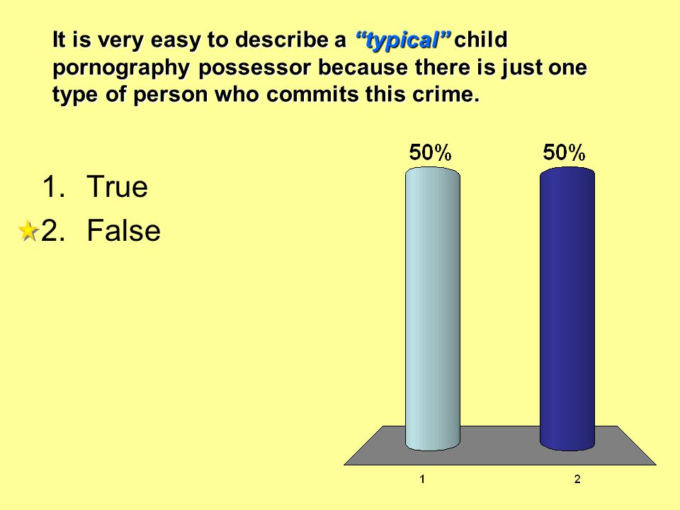 """It is very easy to describe a """"typical"""" child pornography possessor because there is just one type of person who commits this crime. It is very easy t"""