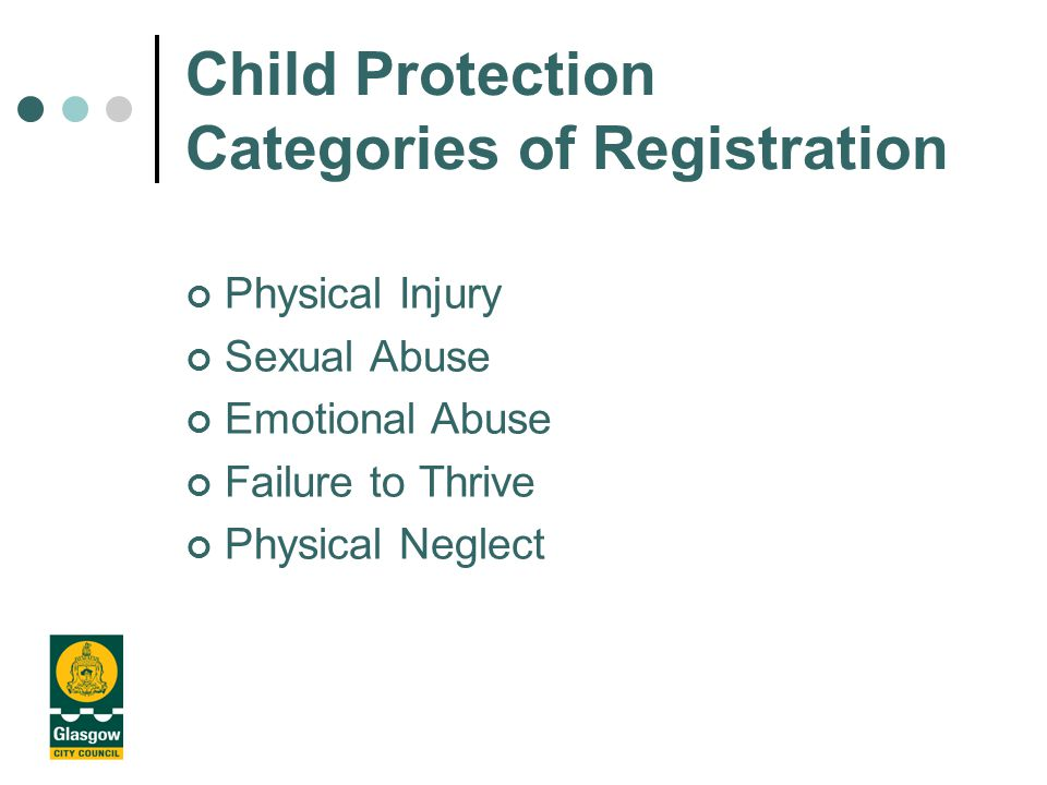 "Child protection referral procedures Management Circular 57 Evidence or suspicion of abuse ""It is the responsibility of staff to report concerns…to th"