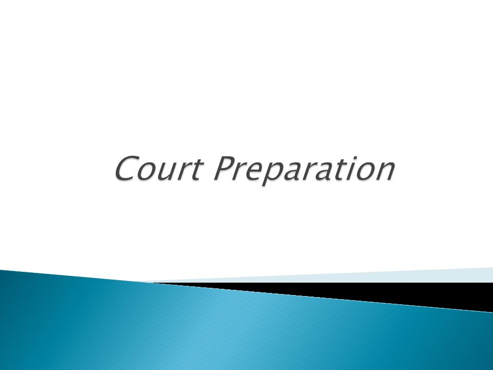  You will be called to the court room by the lawyer or caseworker when it's your turn.
