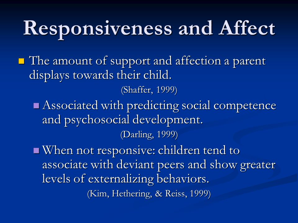 The father-child relationship is important regardless of family status Father-child relationships do influence some child outcomes.