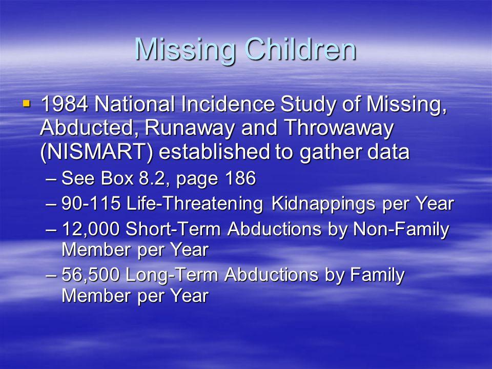 Children as Witnesses  Wheeler vs.