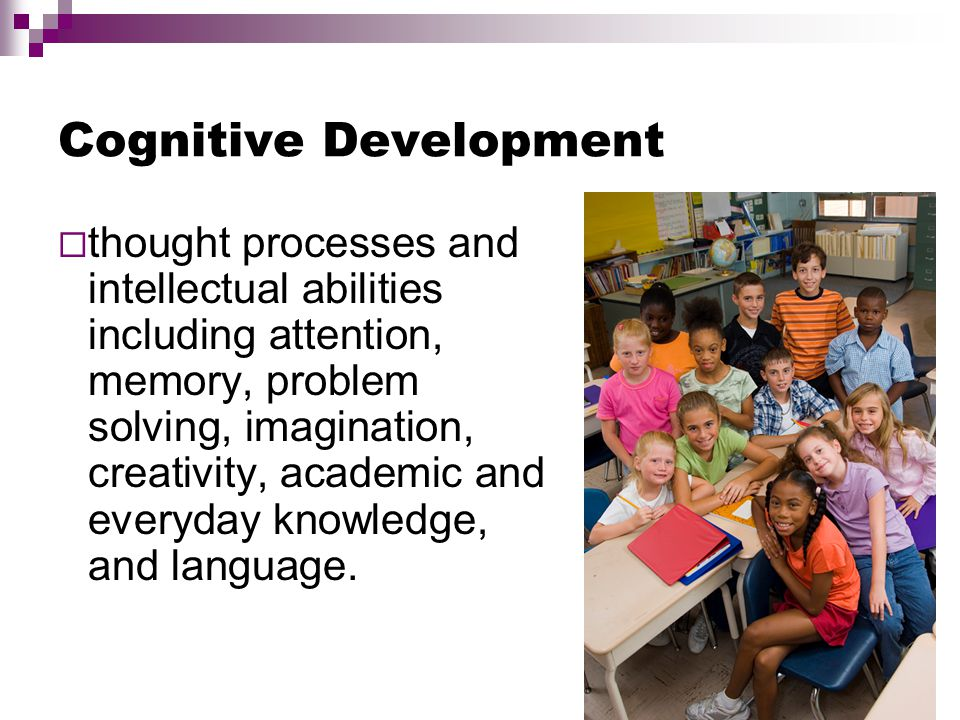 Social/Emotional Development  self-knowledge (self-esteem, sexual identity, ethnic identity), moral reasoning, understanding and expression of emotions, self-regulation, temperament, understanding others, interpersonal skills, and friendships.