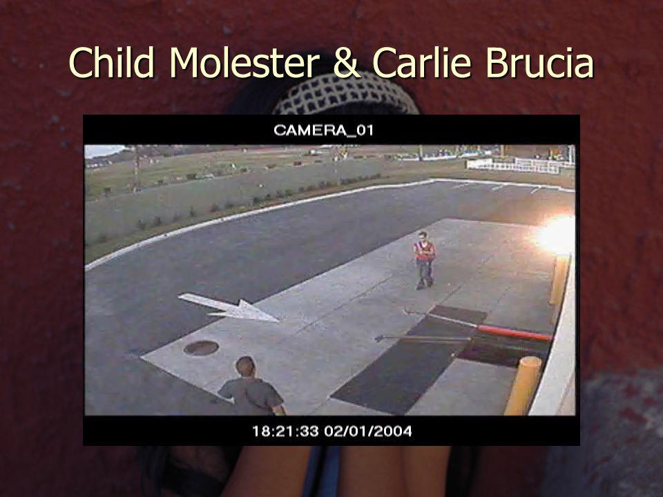 Child Molester & Carlie Brucia