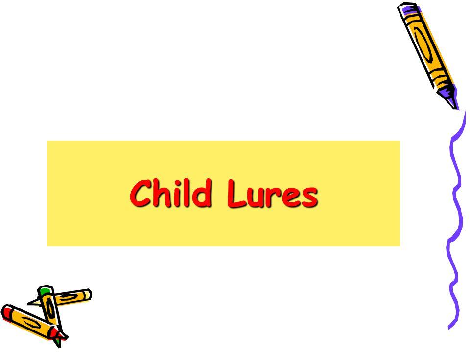 Child Lures