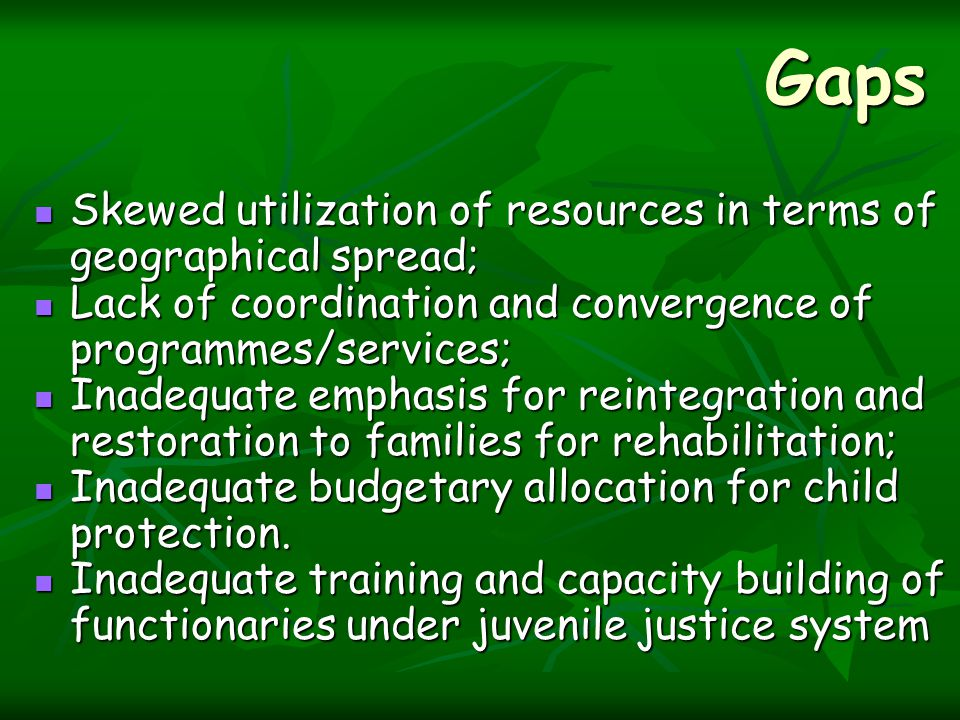 Current Initiatives Amendment of Juvenile Justice (Care and Protection of Children) Act, 2000 Amendment of Juvenile Justice (Care and Protection of Children) Act, 2000 Comprehensive Scheme Integrated Child Protection Programme Comprehensive Scheme Integrated Child Protection Programme Adoption Scheme Adoption Scheme