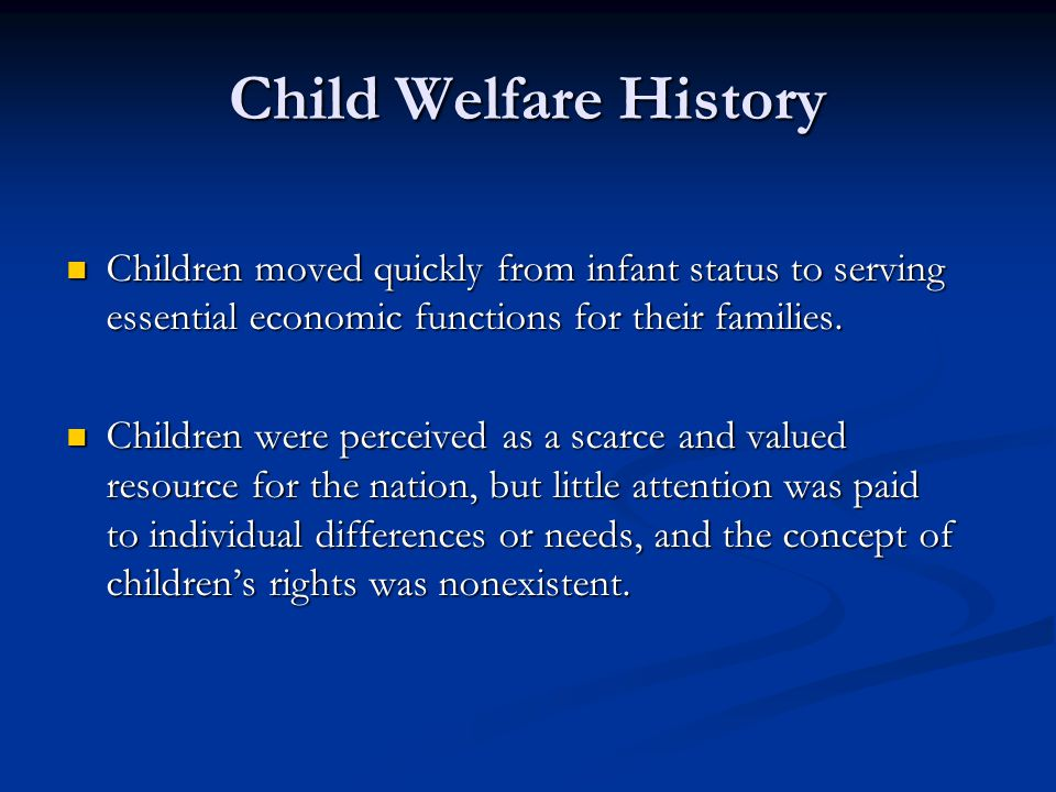 Adoption History Time Line 1891, Michigan was the first state to require that the [the judge] shall be satisfied as to the good moral character, and the ability to support and educate such child, and of the suitableness of the home, or the person or persons adopting such child.