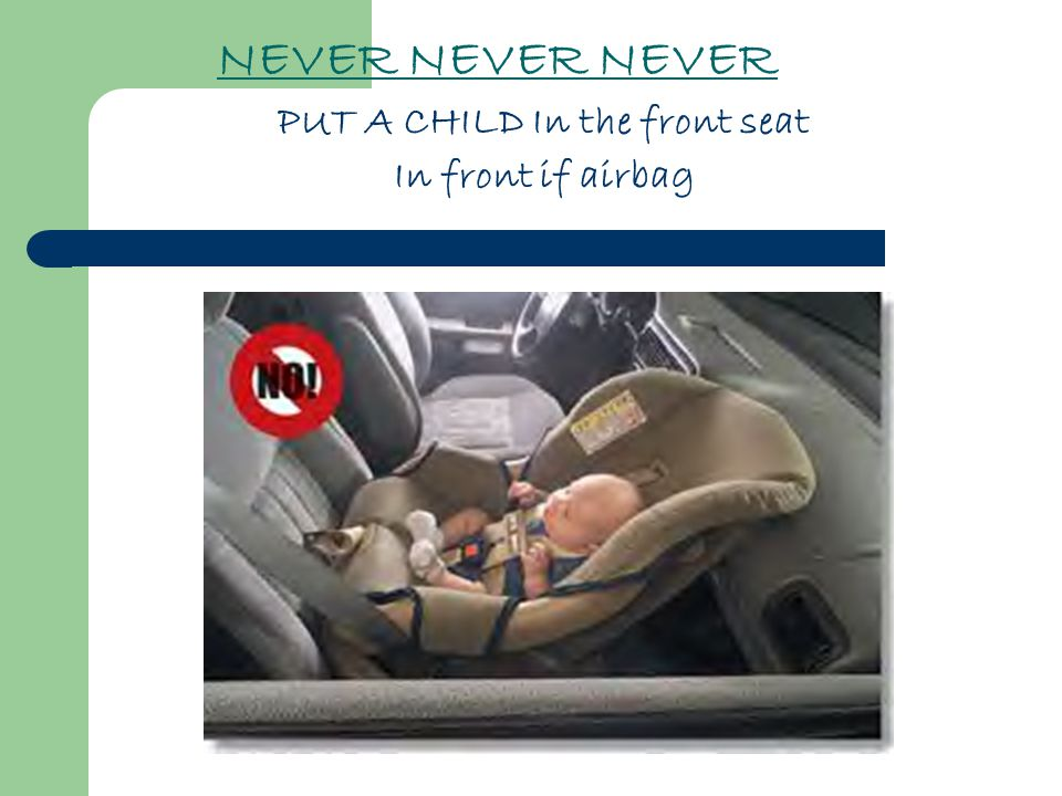 BASICS FOR INFANTS:  Children should be REAR- FACING as long as possible, but AT-LEAST:  ONE YEAR AND  20 Pounds BABY, BACKWARDS, BELOW