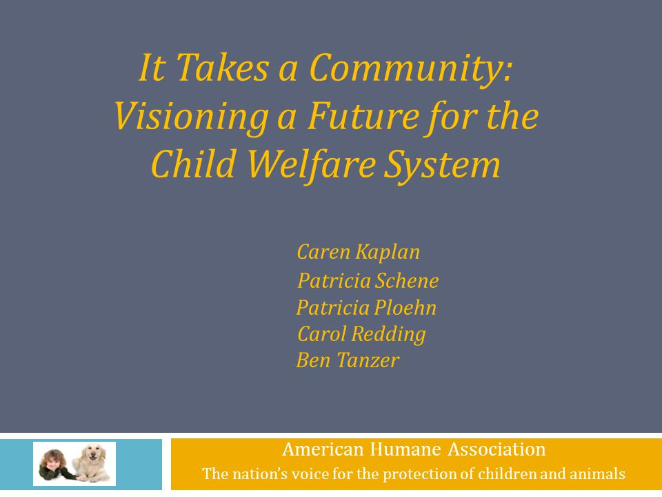 Commonalities Across Responses  All focus on ensuring child safety and promoting permanency within family.