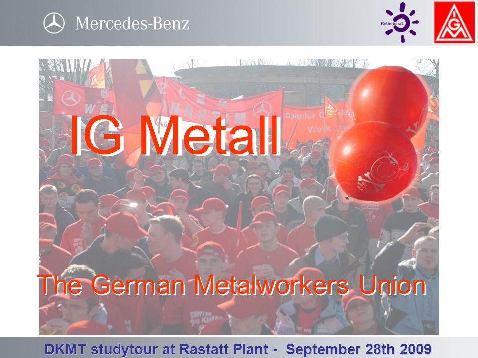 Betriebsrat Werk Rastatt - Betriebsversammlung 3. Quartal 23.09.2008 DKMT studytour at Rastatt Plant - September 28th 2009 Sindelfingen (59) Untertürk