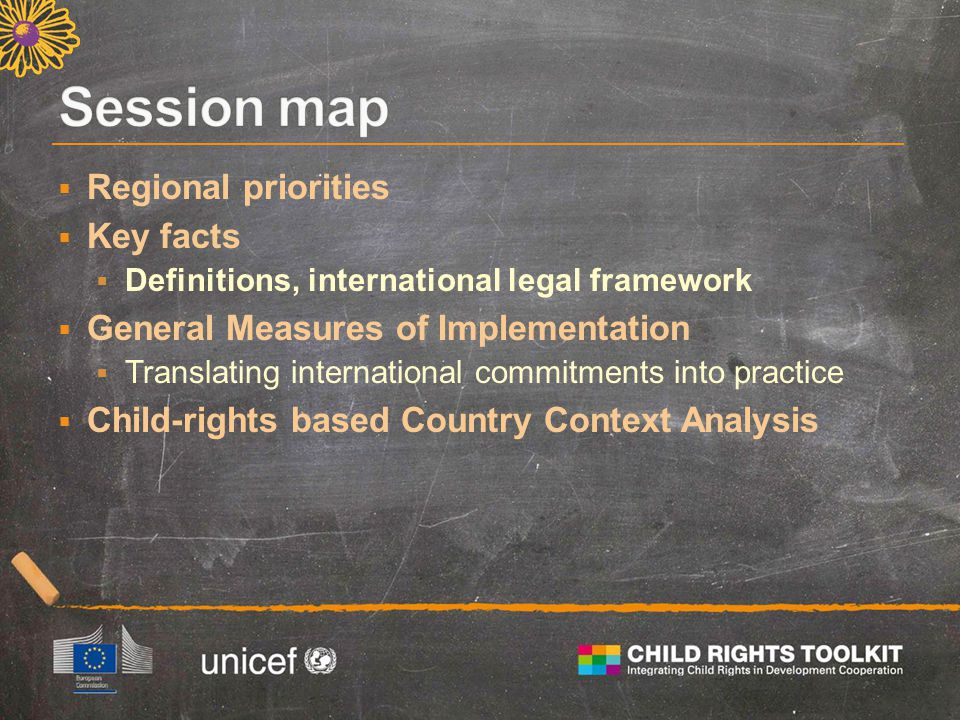 Child rights refers to:  A set of legally binding norms and standards for the care and protection of children – that apply to all children at all times in all situations Key treaties:  CRC  CEDAW  CRPD  African Charter on Human and Peoples' Rights  African Charter on the Rights and Welfare of the Child