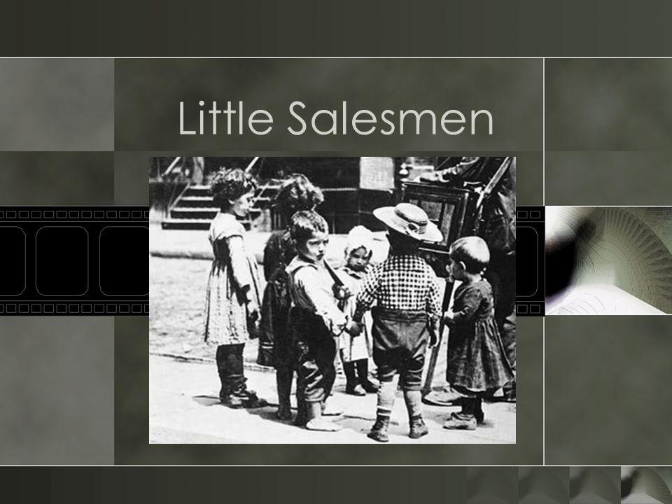 Little Salesmen