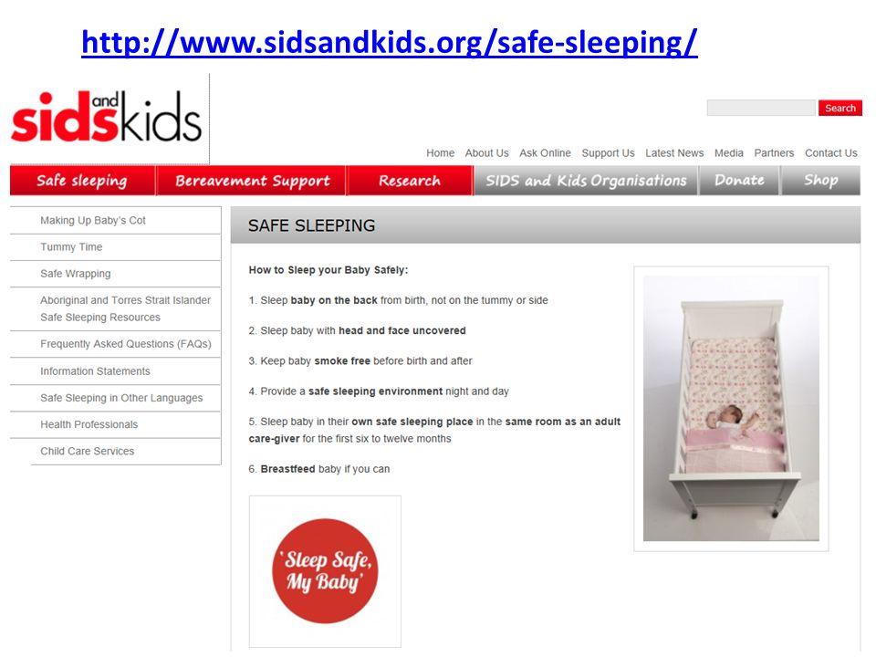 http://www.sidsandkids.org/safe-sleeping/
