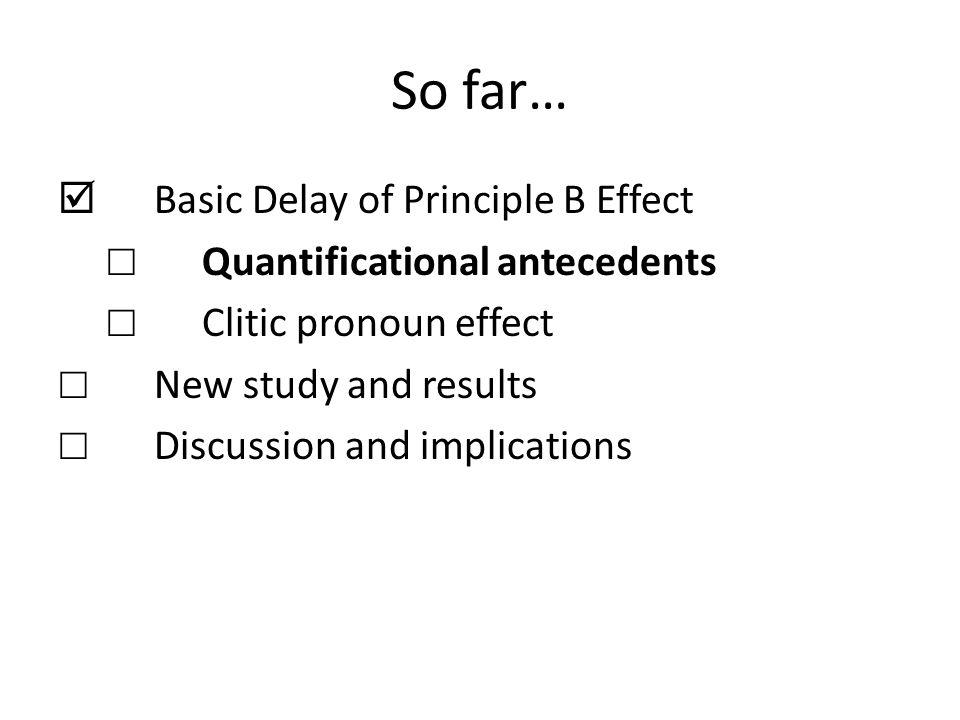 Reduced Pronouns in Conroy et al.